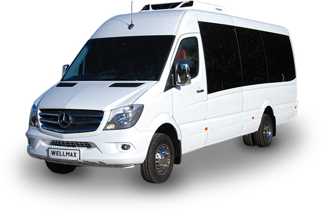 Mercedes Benz Sprinter (2017)