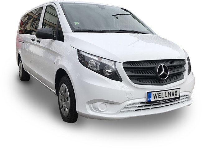 Mercedes Benz Vito Long (2017)